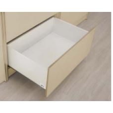GTV LINOS BOX višine H= 199 mm D beli