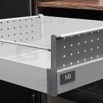 GTV MB bočna stranica kovinska perfurirana L 500 mm